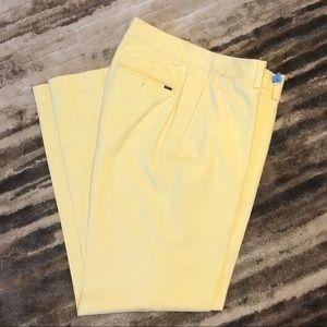 Polo Ralph Lauren Men's Yellow Chino Pants 30-32